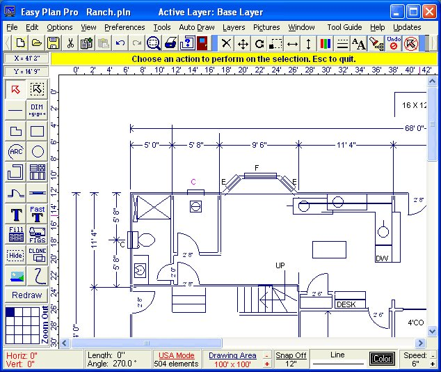 Floor plan designing house office floor plan software for Easy floor plan software